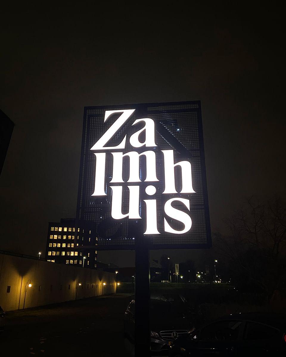 Rebranding en Campagne voor restaurant Zalmhuis