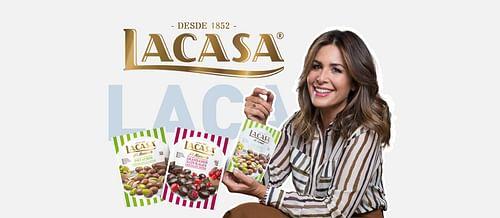 CHOCOLATES LACASA - PLANIFICACIÓN DE MEDIOS NACION - Branding y posicionamiento de marca