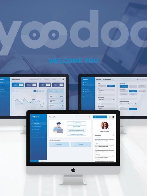 yoodoo - Création de site internet
