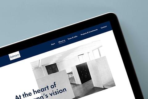 Fielmann Ventures Website