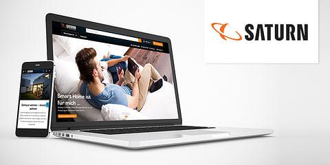 SATURN - Website-Entwicklung & Betreuung