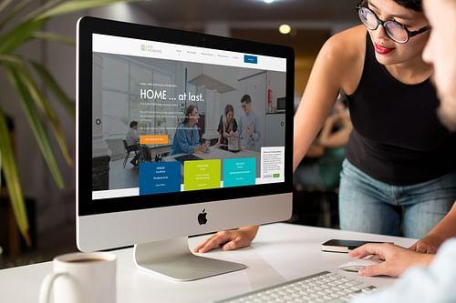 Refonte Co-Homing.net - Création de site internet