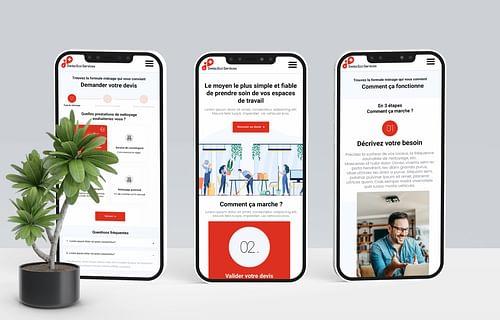 Swiss Eco Services SA | Application Web - Application web