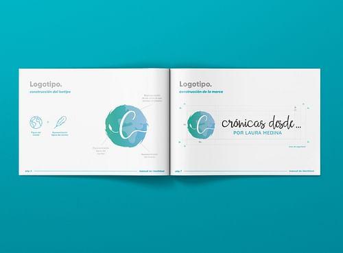Creación logotipo y página web - Creación de Sitios Web