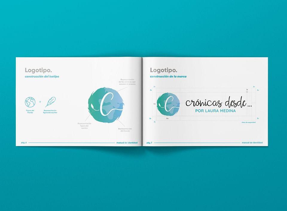 Creación logotipo y página web