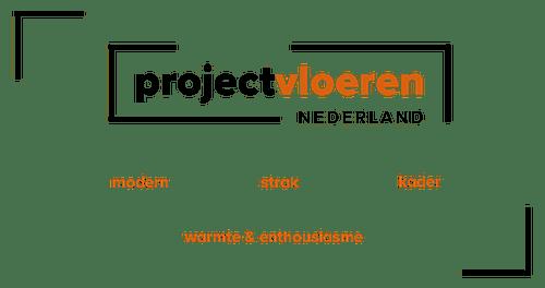 Logo design voor Projectvloeren Nederland - Digital Strategy