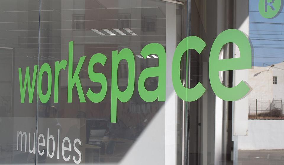 """""""Workspace by Llansola"""" Nombre, marca y web"""