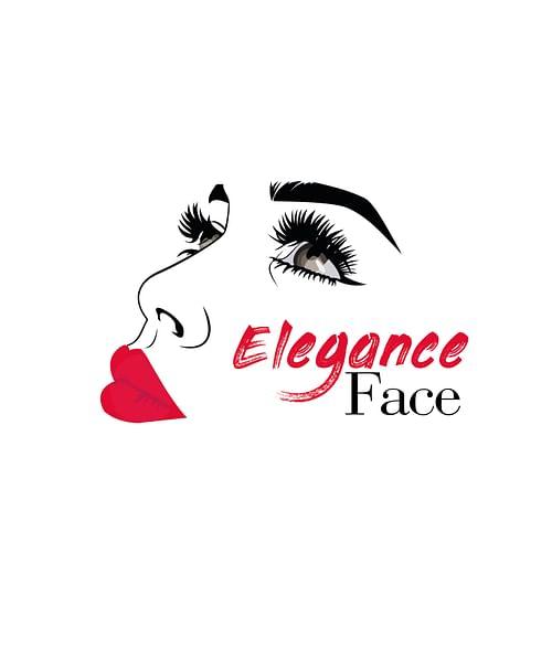 Elegance Face Logo - Ontwerp