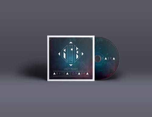 Création d'une jaquette CD - Design & graphisme