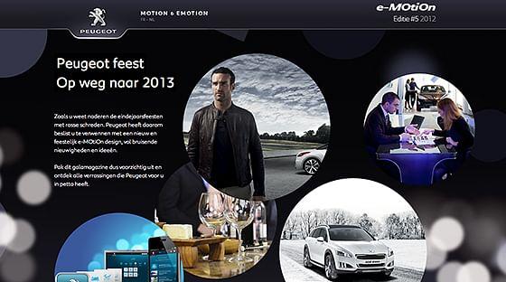 Peugeot - e-mag