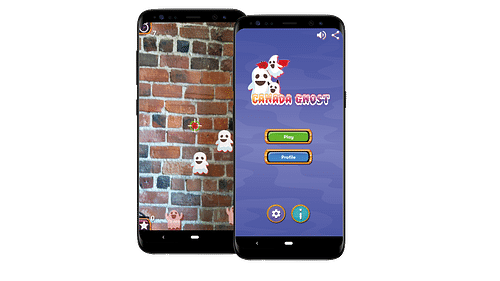 Canada Ghost - Mobile App