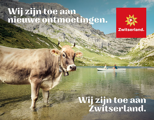 Hypertargeting Recovery Campagne voor Zwitserland - Digital Strategy