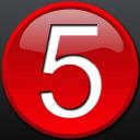 5 y dentro producciones logo