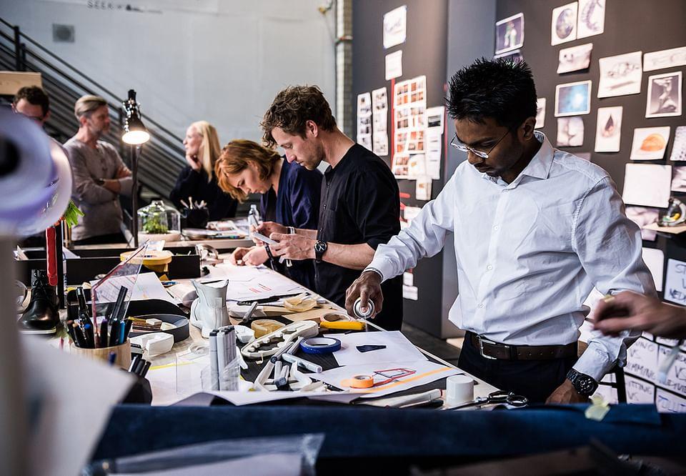 Audi x Seek Creative Design Exchange