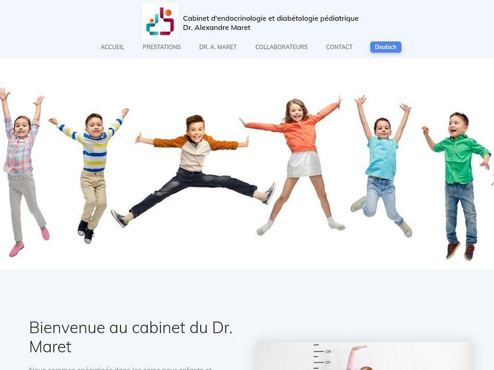 Endoped - Cabinet pédiatrique