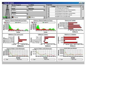APM (Assist Project Management) - Consultoría de Datos