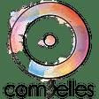 Com3elles logo