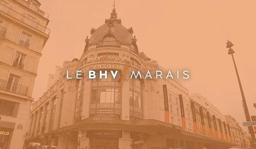 BHV / Marais : site e-commerce - E-commerce