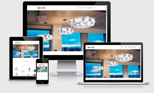 Tienda en linea - Creación de Sitios Web