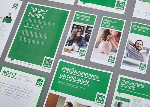 PSD Bank - Rebranding - Werbung