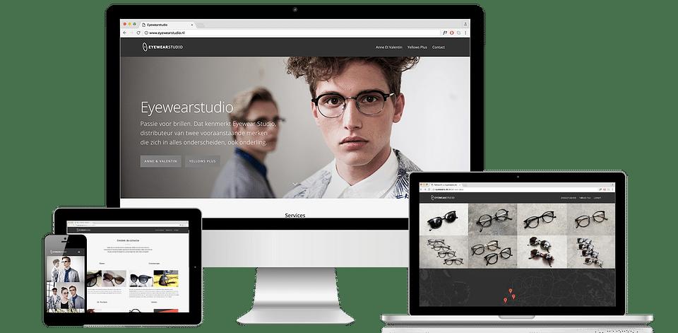 Social Media & Huisstijl | Eyewear Studio