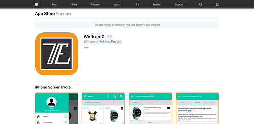 WefluenZ - Mobile App