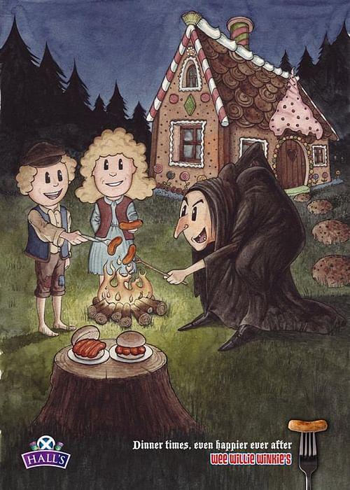 Hansel & Gretel - Advertising