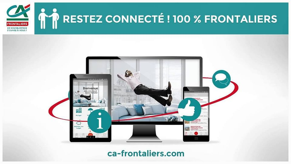Credit Agricole - CA Frontaliers