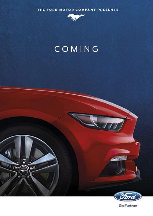 Mustang, 1 - Advertising