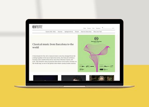 Estrategia de Captación: Barcelona Obertura - Digital Strategy
