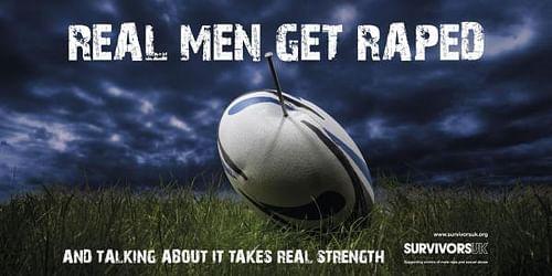 REAL MEN - Advertising