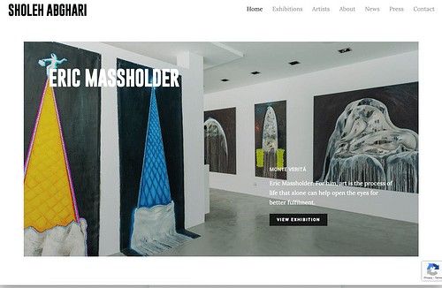 Sholeh Abghari Art Gallery Marbella - Redes Sociales