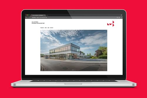 Corporate Design für Architekturbüro - Markenbildung & Positionierung