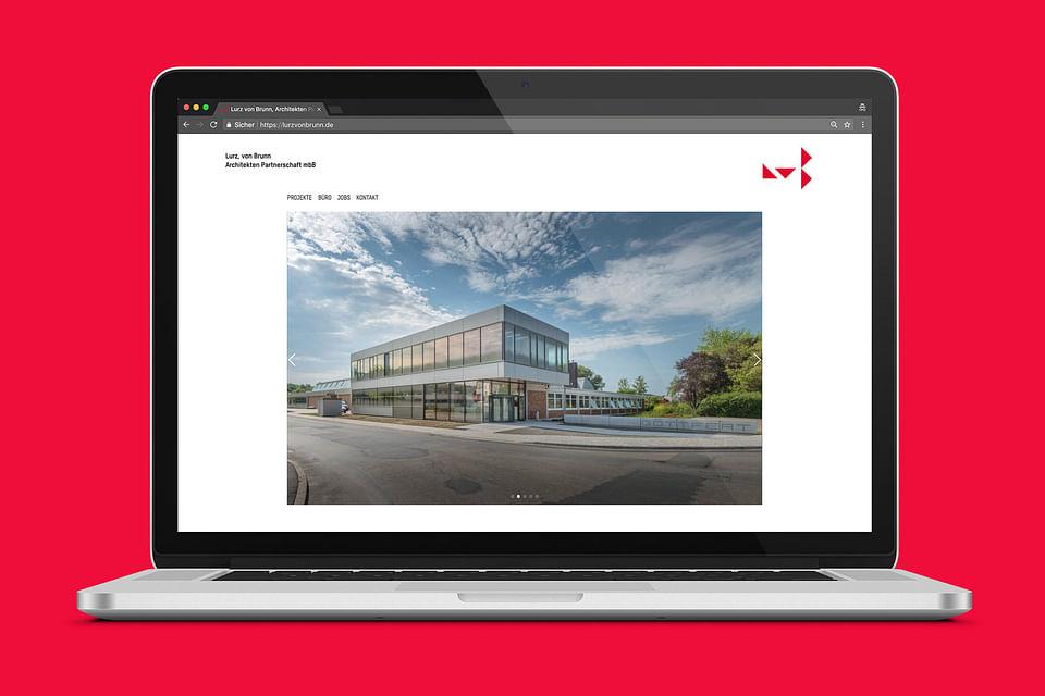 Corporate Design für Architekturbüro