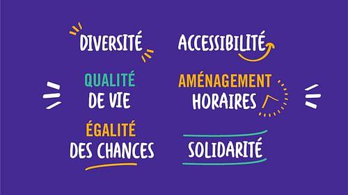 Campagne RSE - Communication interne - Carrefour - Stratégie digitale