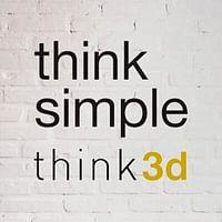 Always Think3d logo