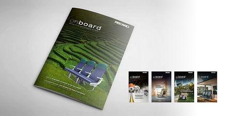 Recaro: Corporate Publishing, PR, Kampagne