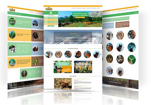 Diseño y desarrollo Web   Lacuniacha - E-commerce