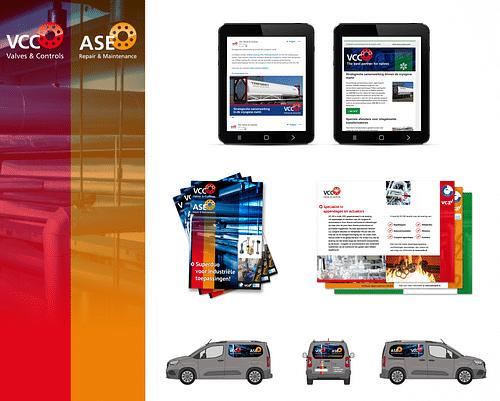 Marketingondersteuning voor VCC & A.S.E. Repair BV - Social media