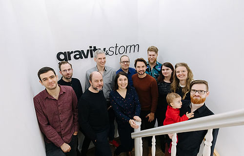 gravity&storm GmbH cover