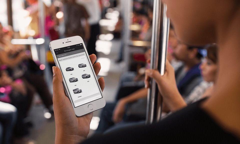 Daimler Trade In App