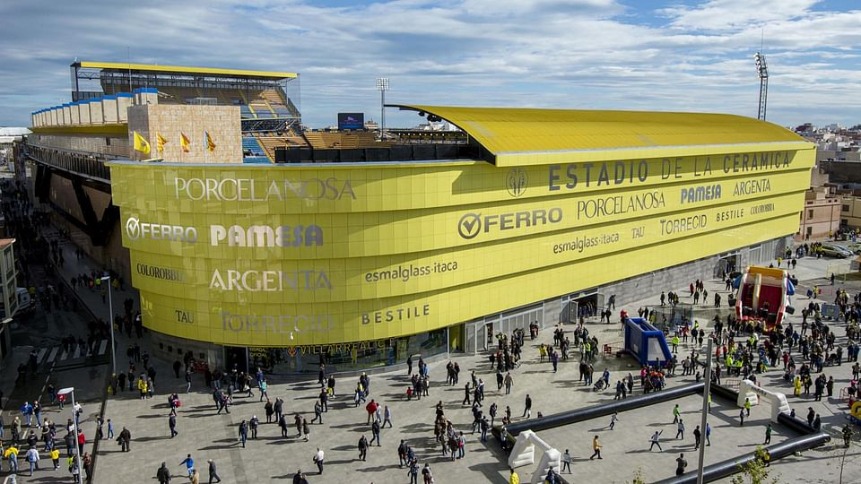 Nueva fachada para el Estadio de la Cerámica