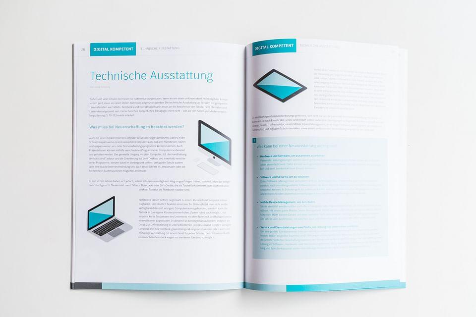 Digital kompetent! – Editorial Design / Corpora...