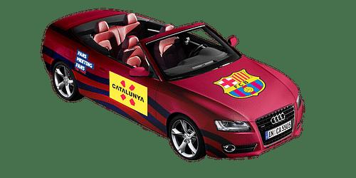 Diseño gráfico para FC Barcelona - Diseño Gráfico