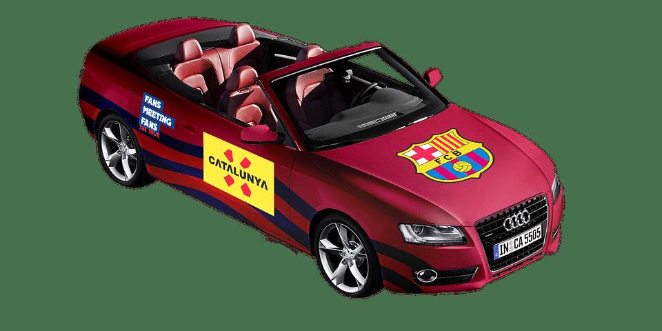 Diseño gráfico para FC Barcelona