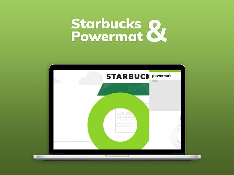 Starbucks & Powermat
