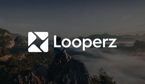 Création Identité visuelle LOOPERZ - Image de marque & branding