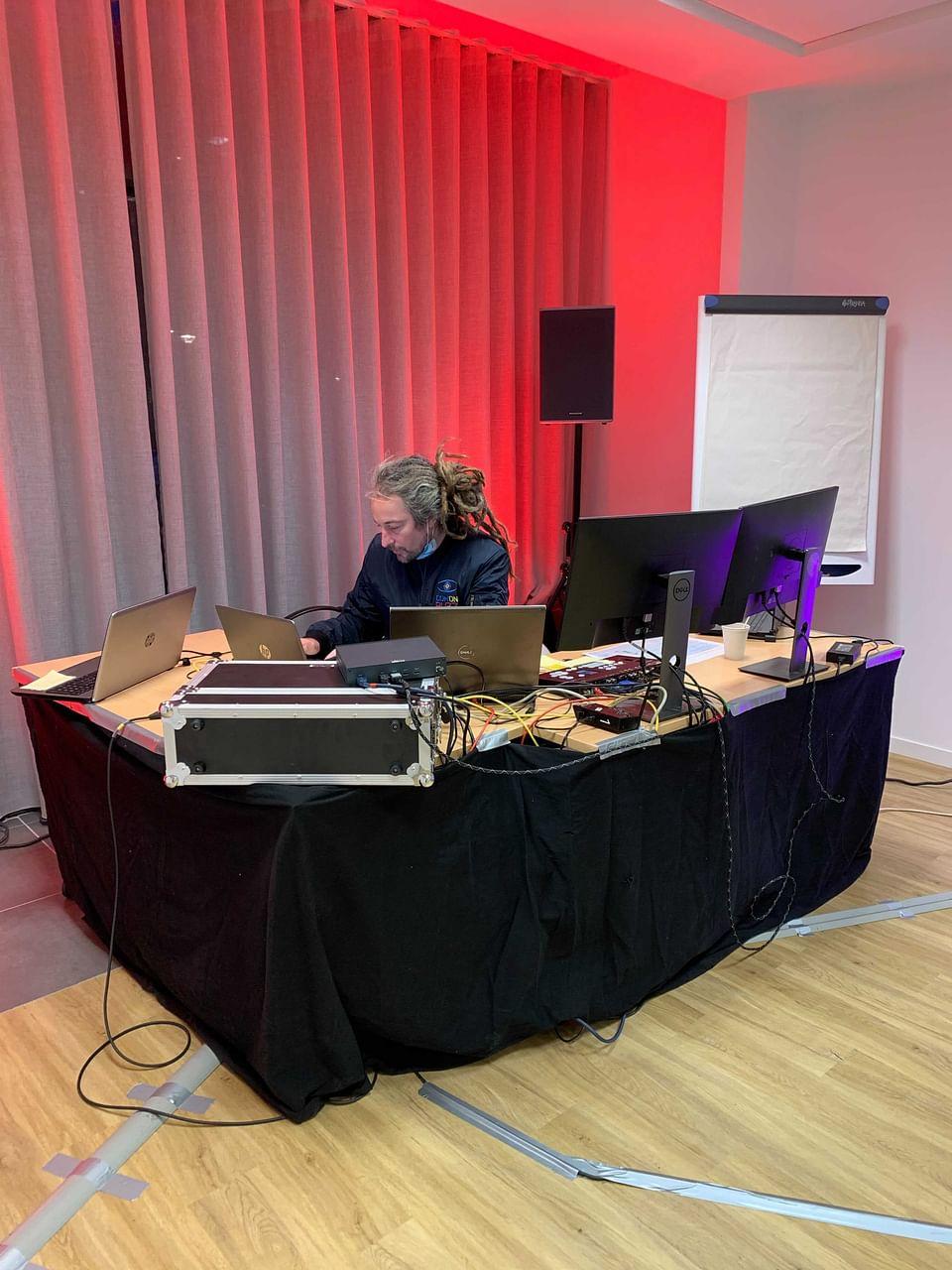 Organisation du live en streaming URPS MK HDF