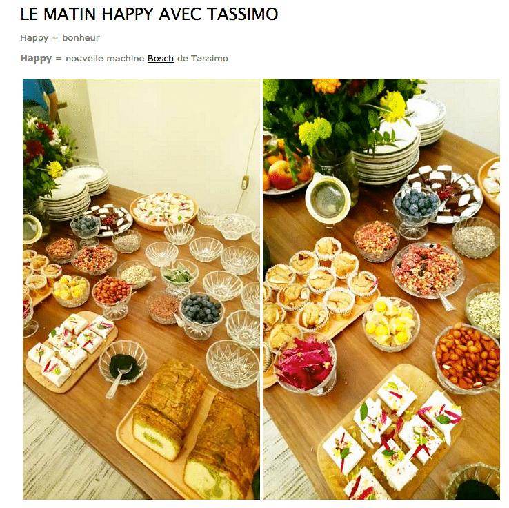 TASSIMO - L'ESSENTIEL A DU BON