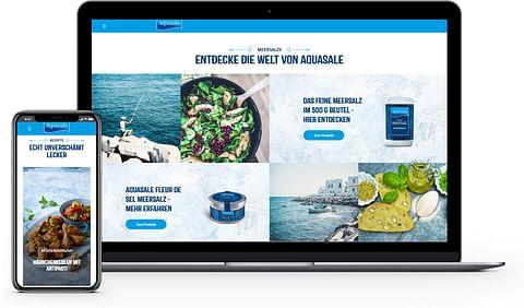 Aquasale - Relaunch